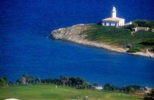 campos de golf en Mallorca