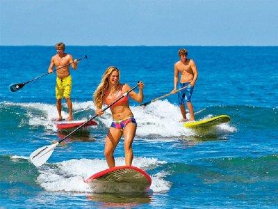 tablas paddle surf rígidas baratas