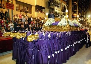 tunicas de nazareno