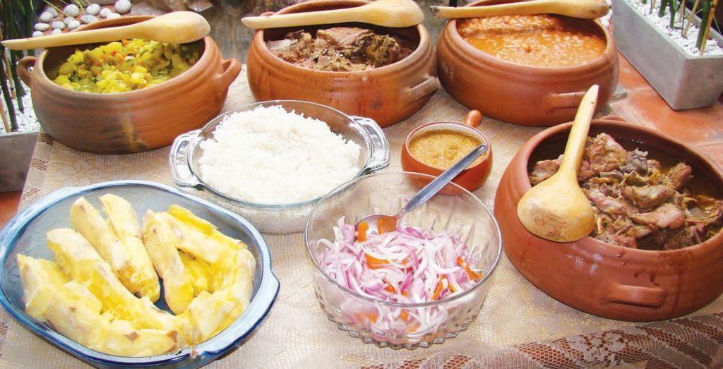 Variedad gastronómica Costa del Sol